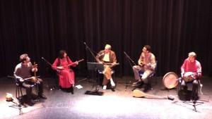گروه موسیقی چکاوک