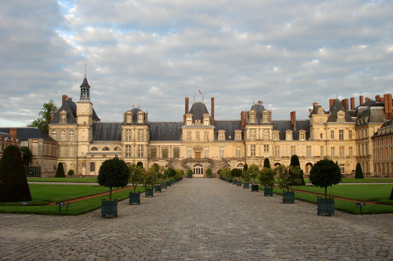 Fontainebleau_Chateau