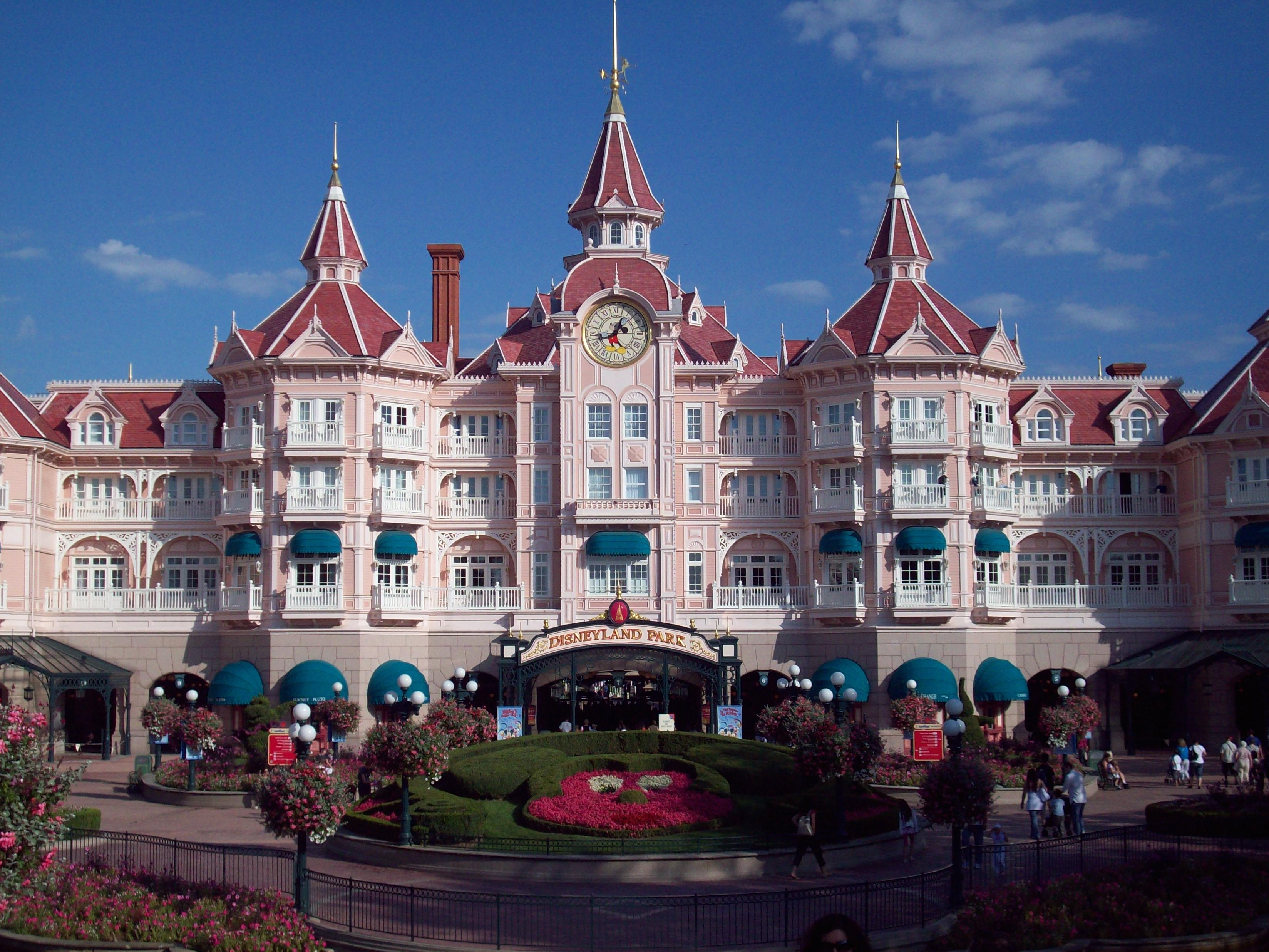 Disneyland-resort-parís